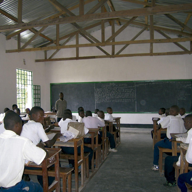 Escuela Kafakumba